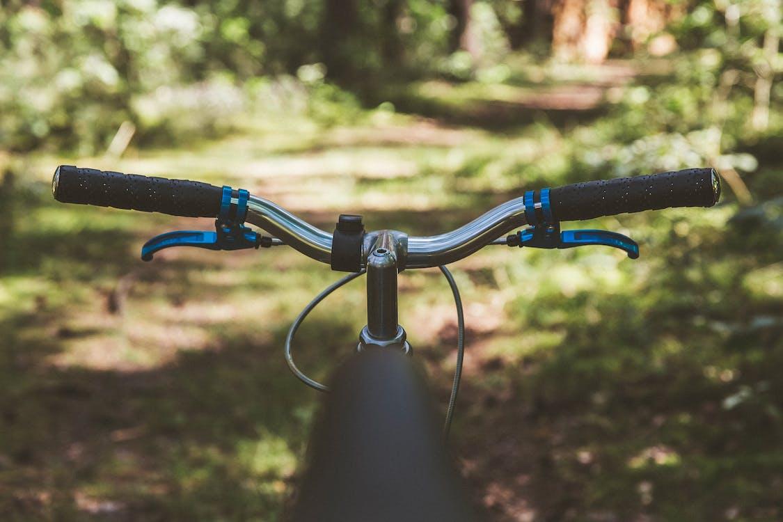 bicycle, bike, blur