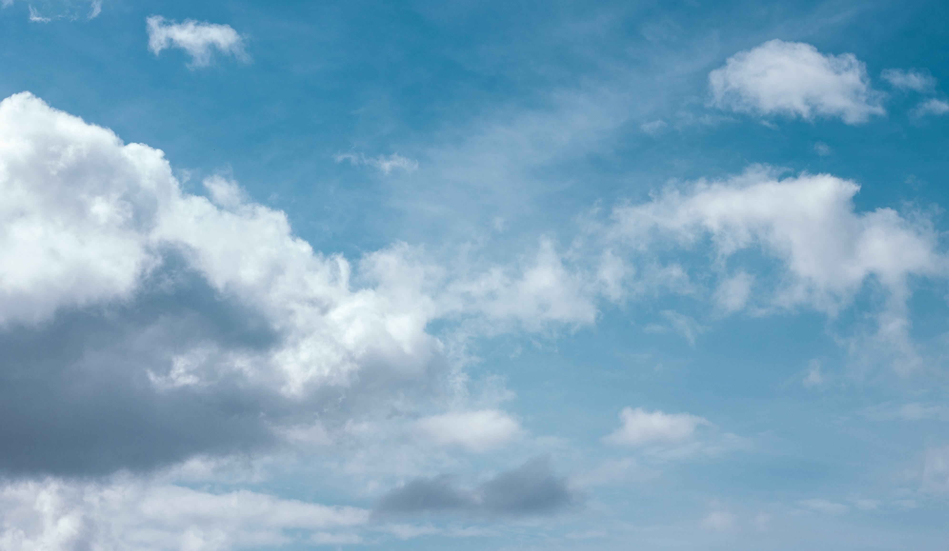 Free stock photo of sky, clouds, blue, music