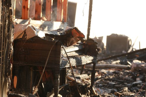 Free stock photo of burnt, damaged, demolished, destroyed