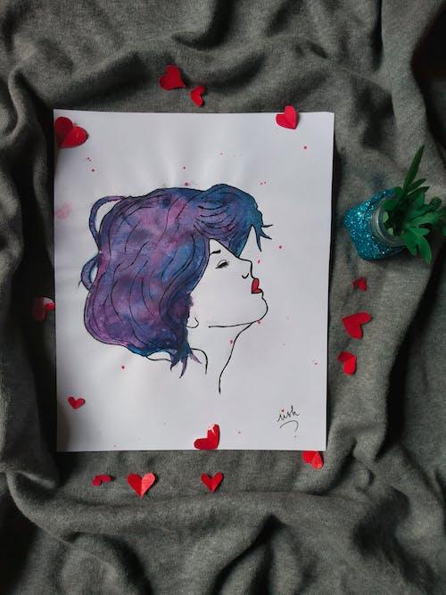 Immagine gratuita di acquerello, arte, artista, artistico