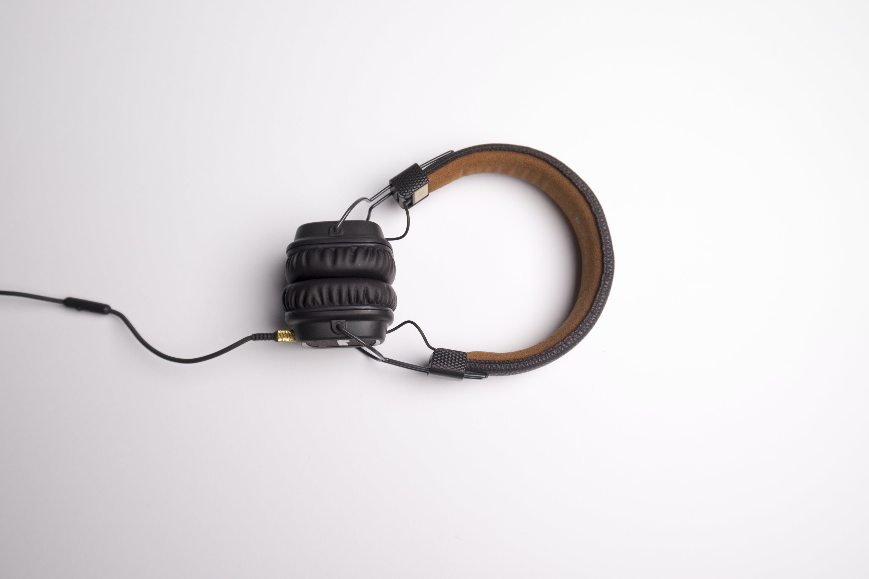 Free stock photo of headphone, headphones, listening music, music