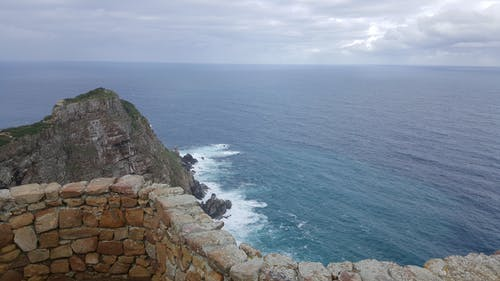 Free stock photo of cape point, cape town, clouds