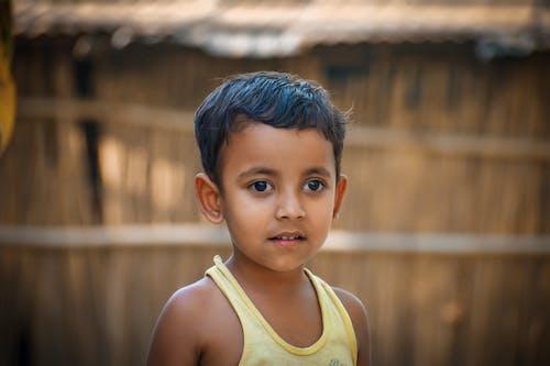Бесплатное стоковое фото с дети, лицо, мальчик, одежда