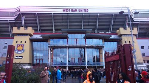 Free stock photo of boleyn ground, hammers, london