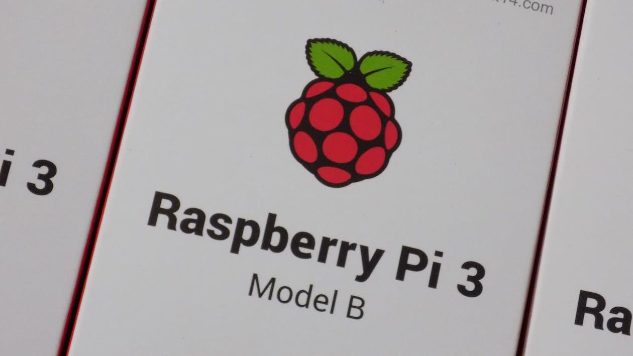 Free stock photo of pi, pi 3, raspberry