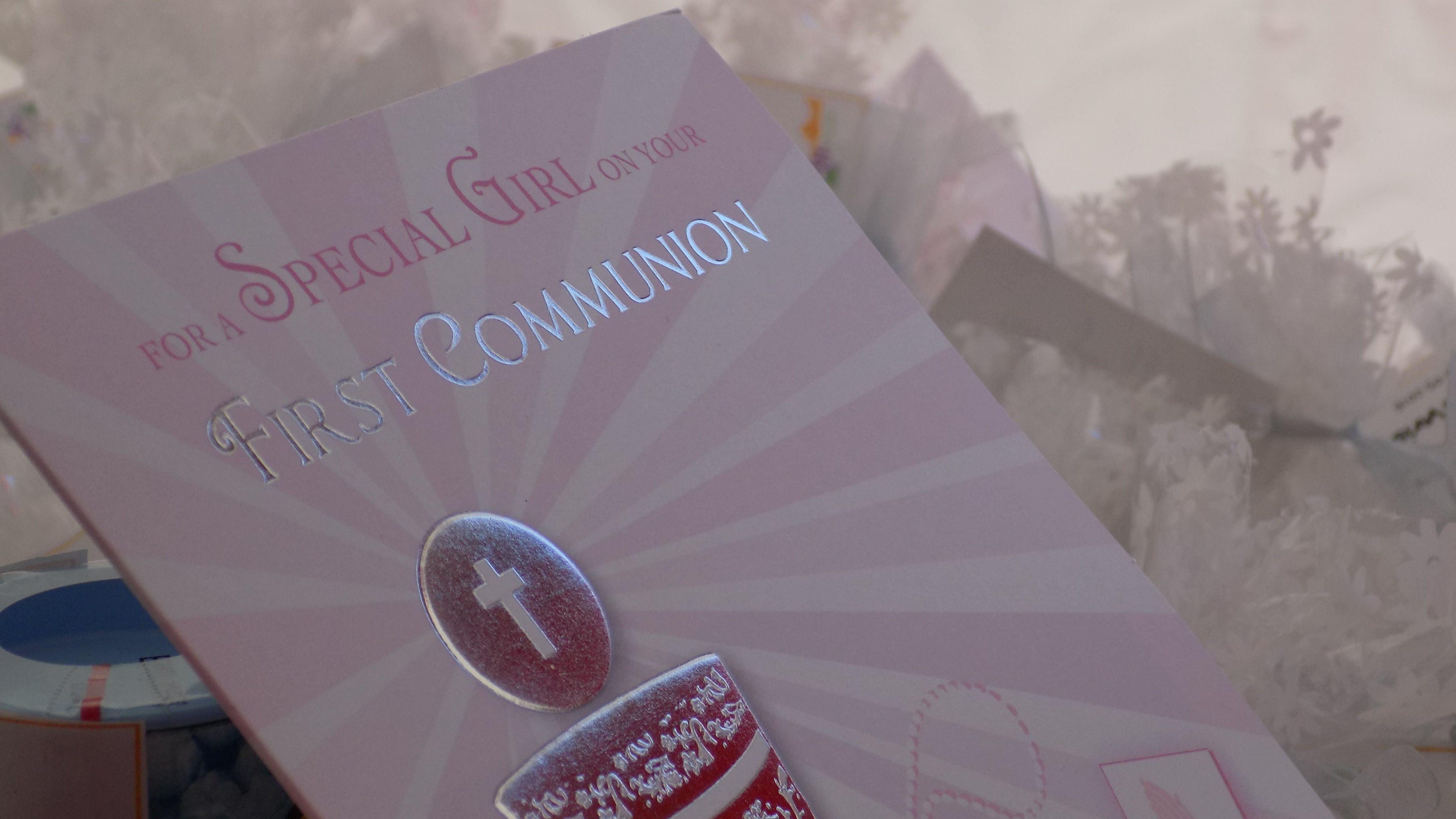 Free stock photo of catholic, catholicism, communion, first communion
