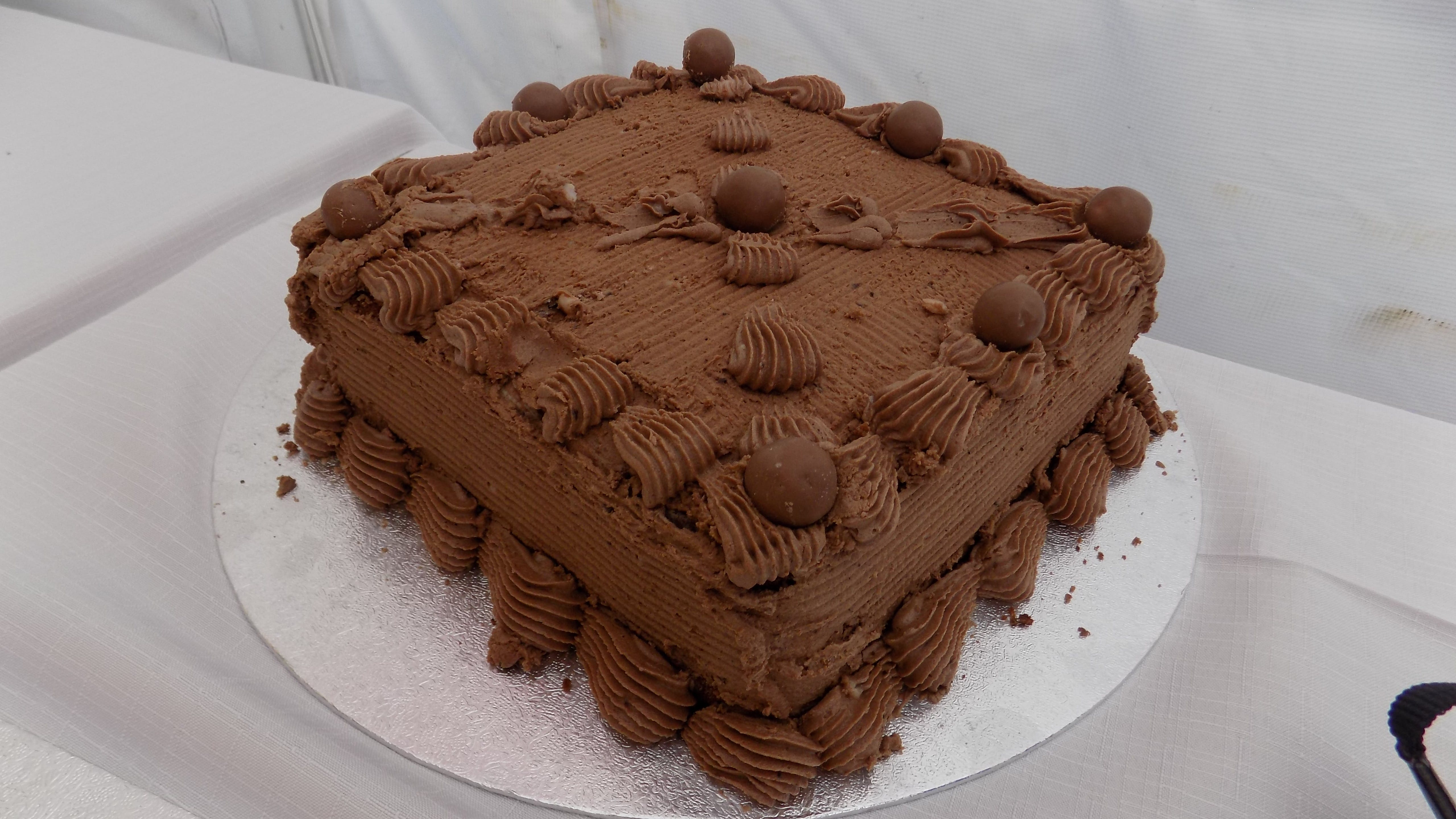 Free stock photo of cake, chocolate, chocolate cake, food