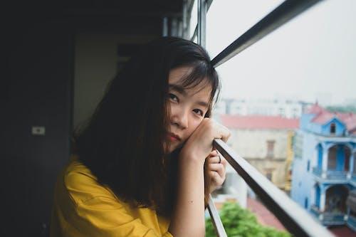 Základová fotografie zdarma na téma asiatka, asijská holka, brunetka, denní světlo