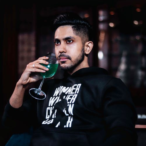 Free stock photo of bollywood, drink, hoodie