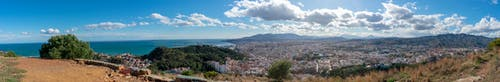 Free stock photo of malaga, panorama, sightseeing, views