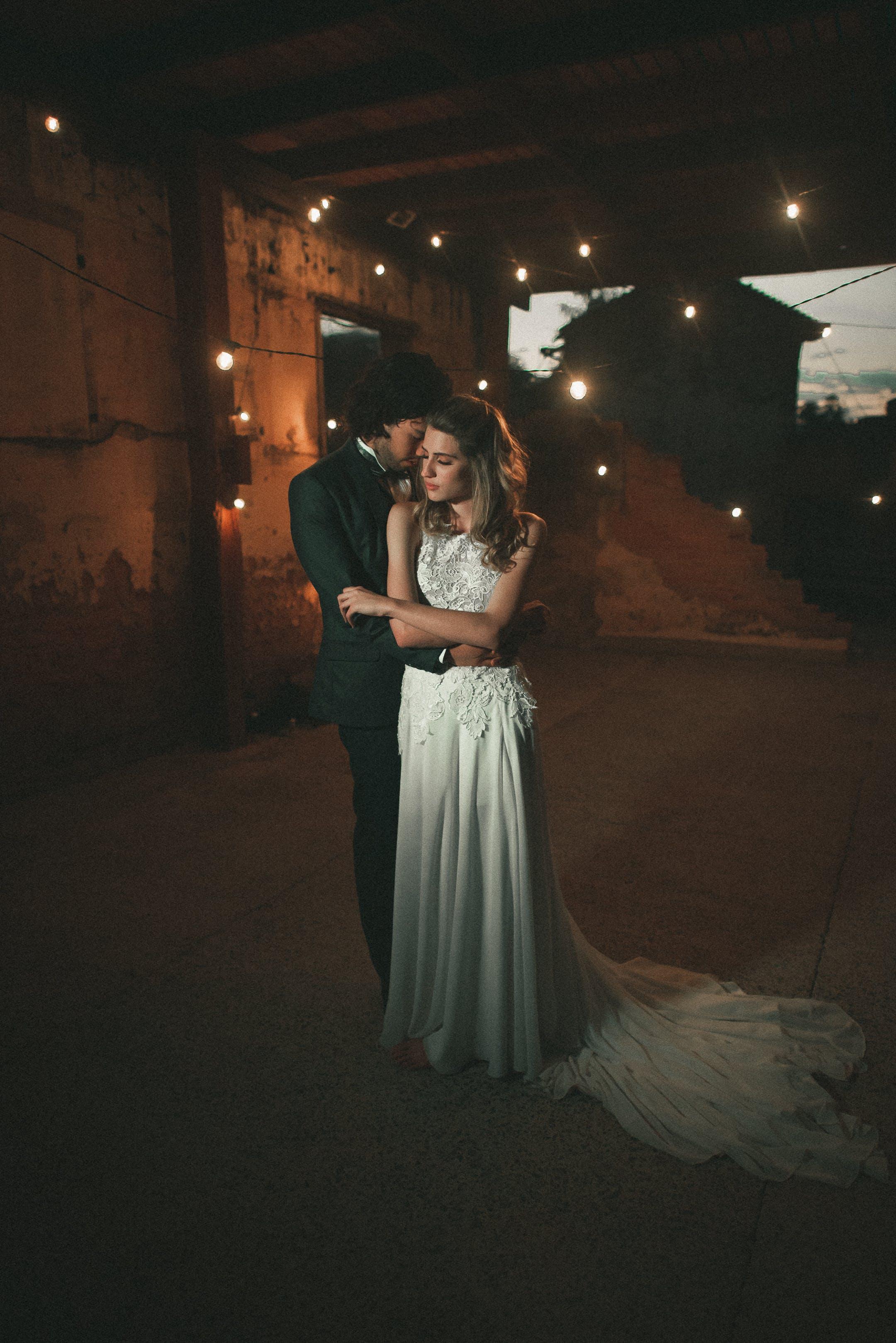 Kostenloses Stock Foto zu aufführung, braut, bräutigam, brautkleid