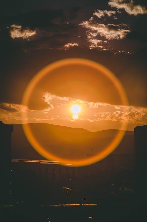 Gratis arkivbilde med daggry, effekt, himmel, klar