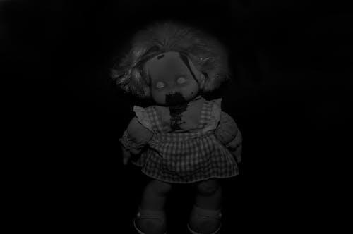 Kostnadsfri bild av docka, skräck