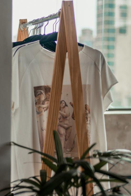 Hanged Shirts
