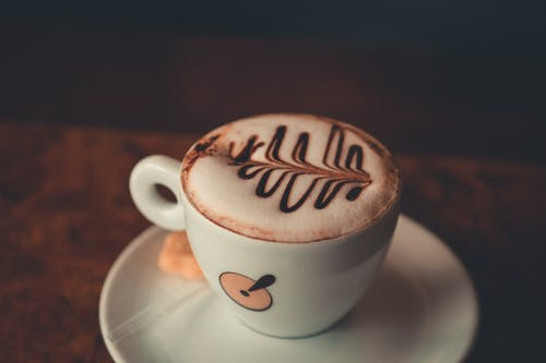 Cup of Capuccino