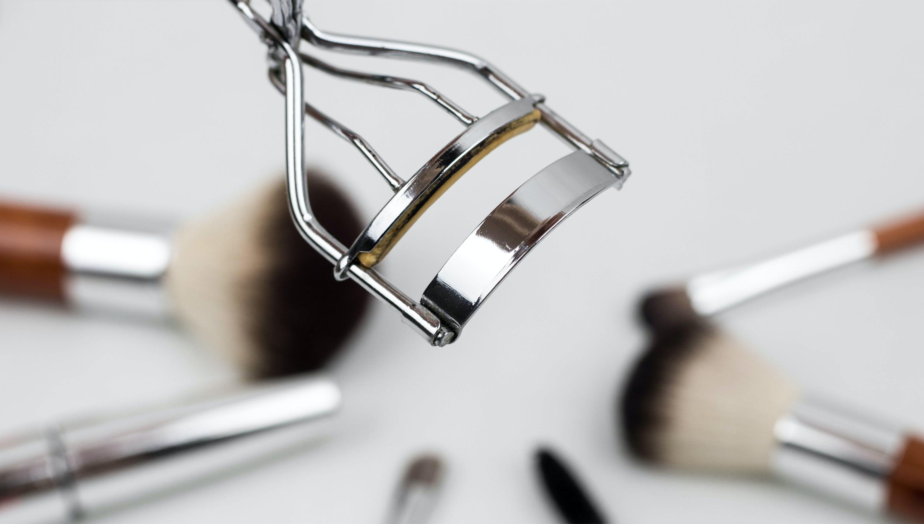 cosmetics, eyelashes, make-up