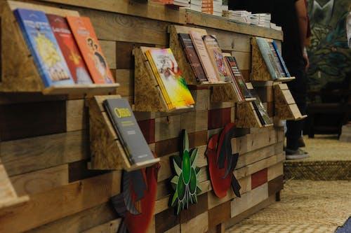 Free stock photo of books, bookshop, reading, retro