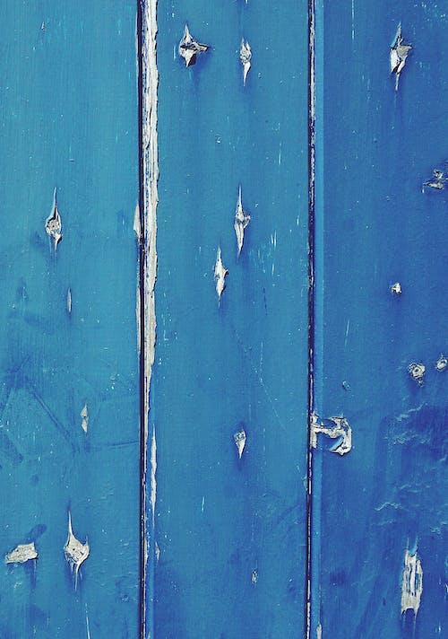 Безкоштовне стокове фото на тему «блакитний фон, великий план, дерев'яні дошки, дерев'яний»