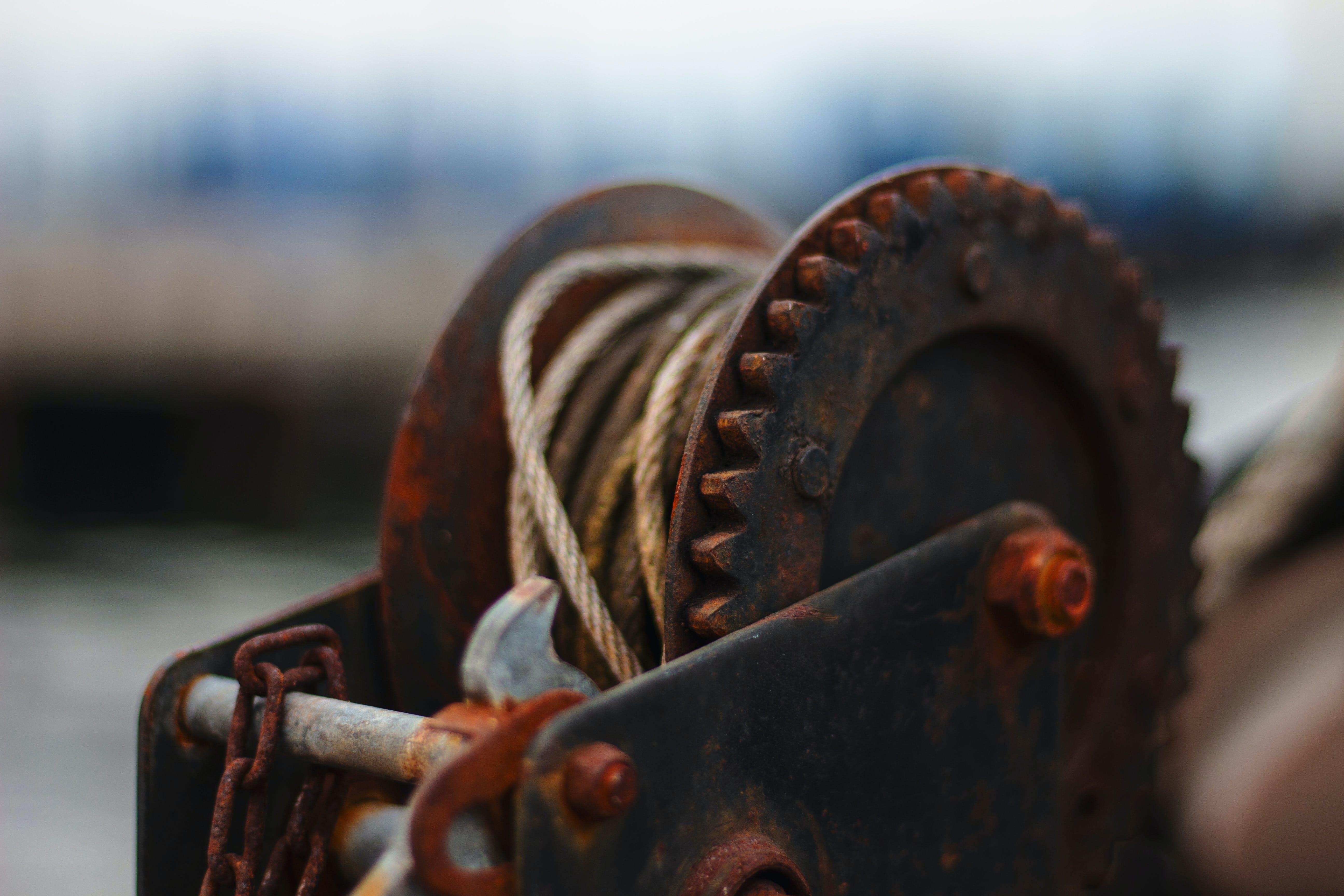 Kostenloses Stock Foto zu meer, rostig, rowboat, seil