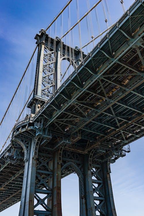 brooklyn, město new york, most