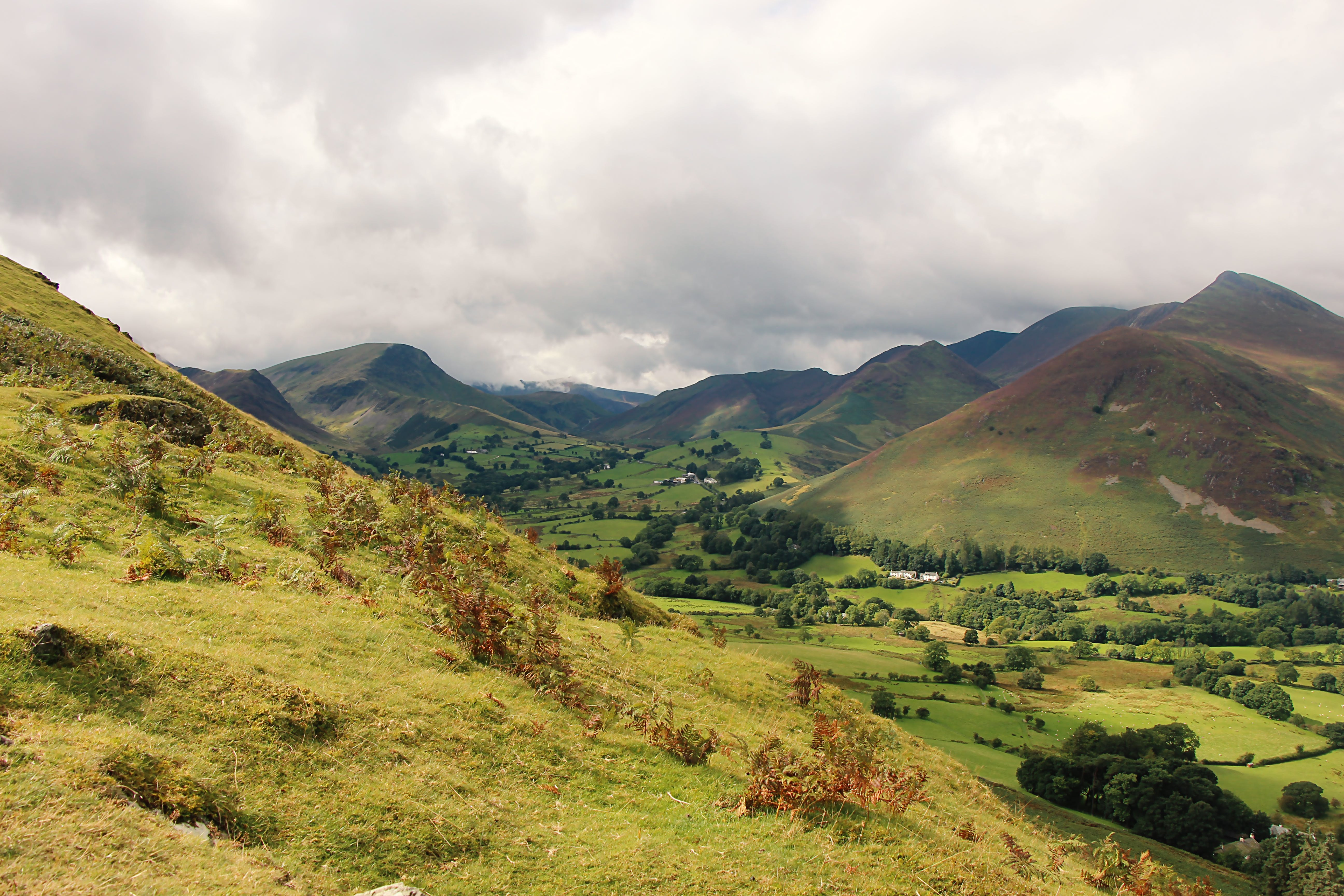 Free stock photo of Catbells, conservation, exercise, green
