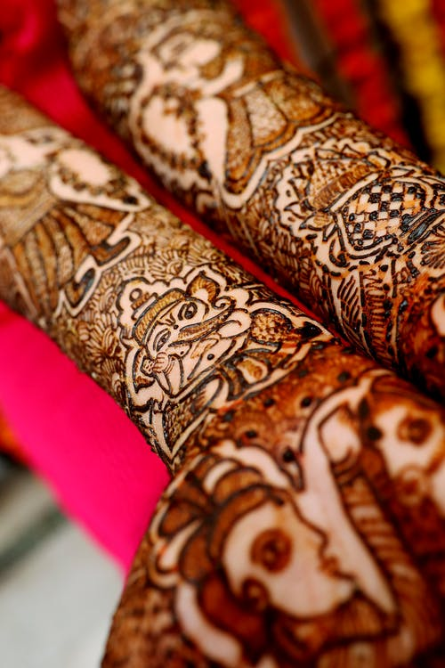 Základová fotografie zdarma na téma dáma, design, henna, holka