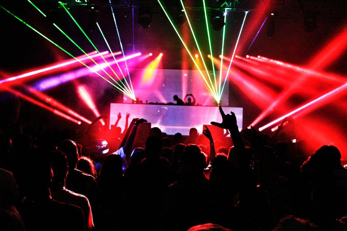 audience, boîte de nuit, club