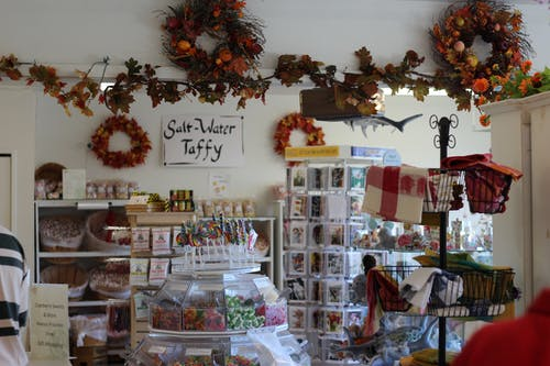 お菓子屋, インテリア・デザイン, インドア, オレゴン州の海岸の無料の写真素材