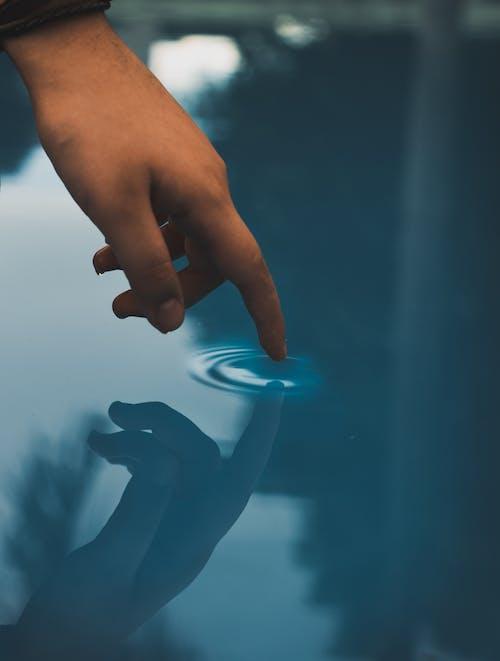 Imagine de stoc gratuită din apă, mână, outdoorchallenge, piscină