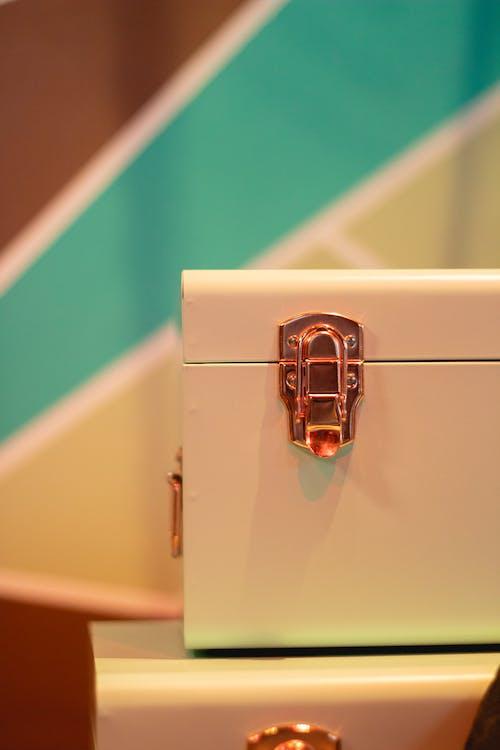 Gratis arkivbilde med boks, container, deksel, lås