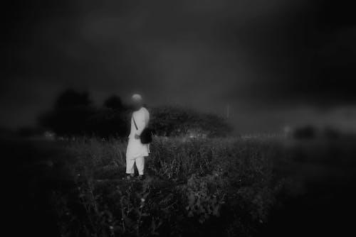 暴雨云黑暗 的 免费素材照片