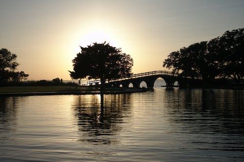 Gratis arkivbilde med bro, himmel, landskap, natur