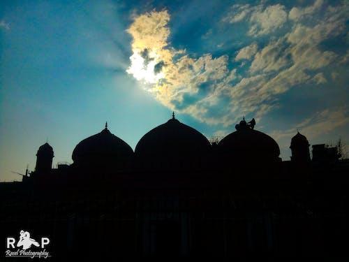 Photos gratuites de commémoratif, endroit magnifique, maison colorée, mosquée