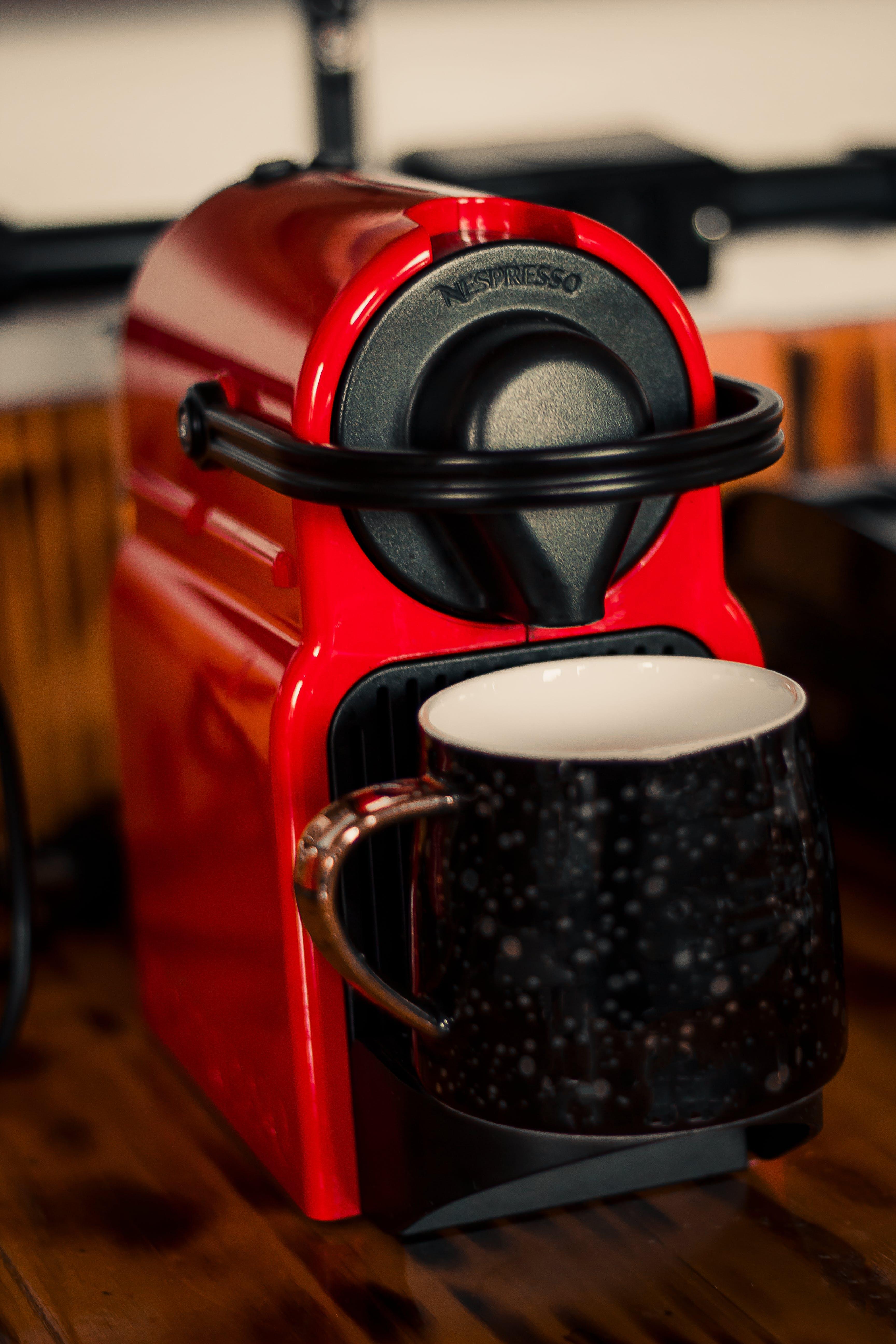 Gratis arkivbilde med drikke, espresso, kaffe, kaffetrakter