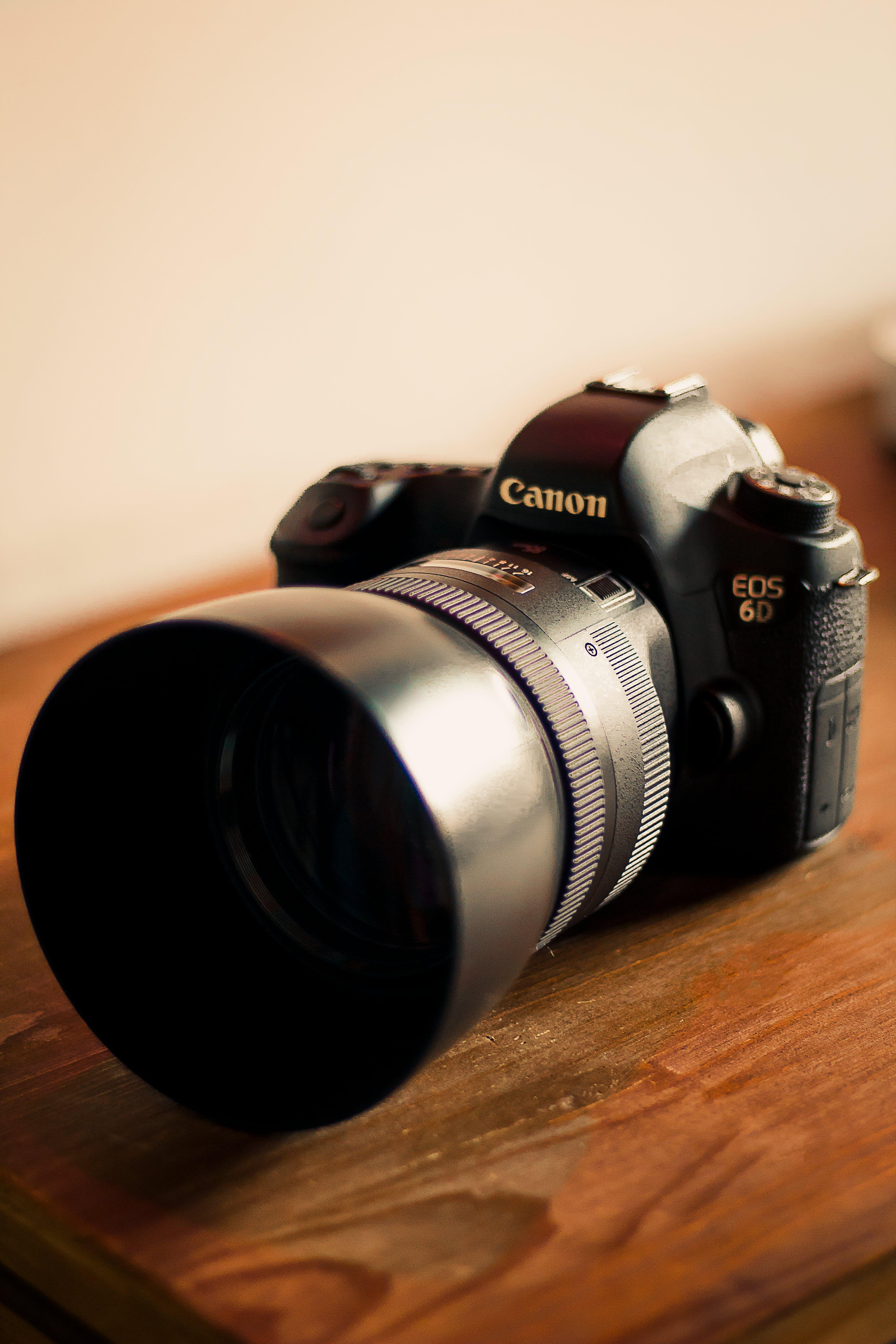 Ingyenes stockfotó canon, elektronika, fényképezőgép, fényképezőgép-lencse témában