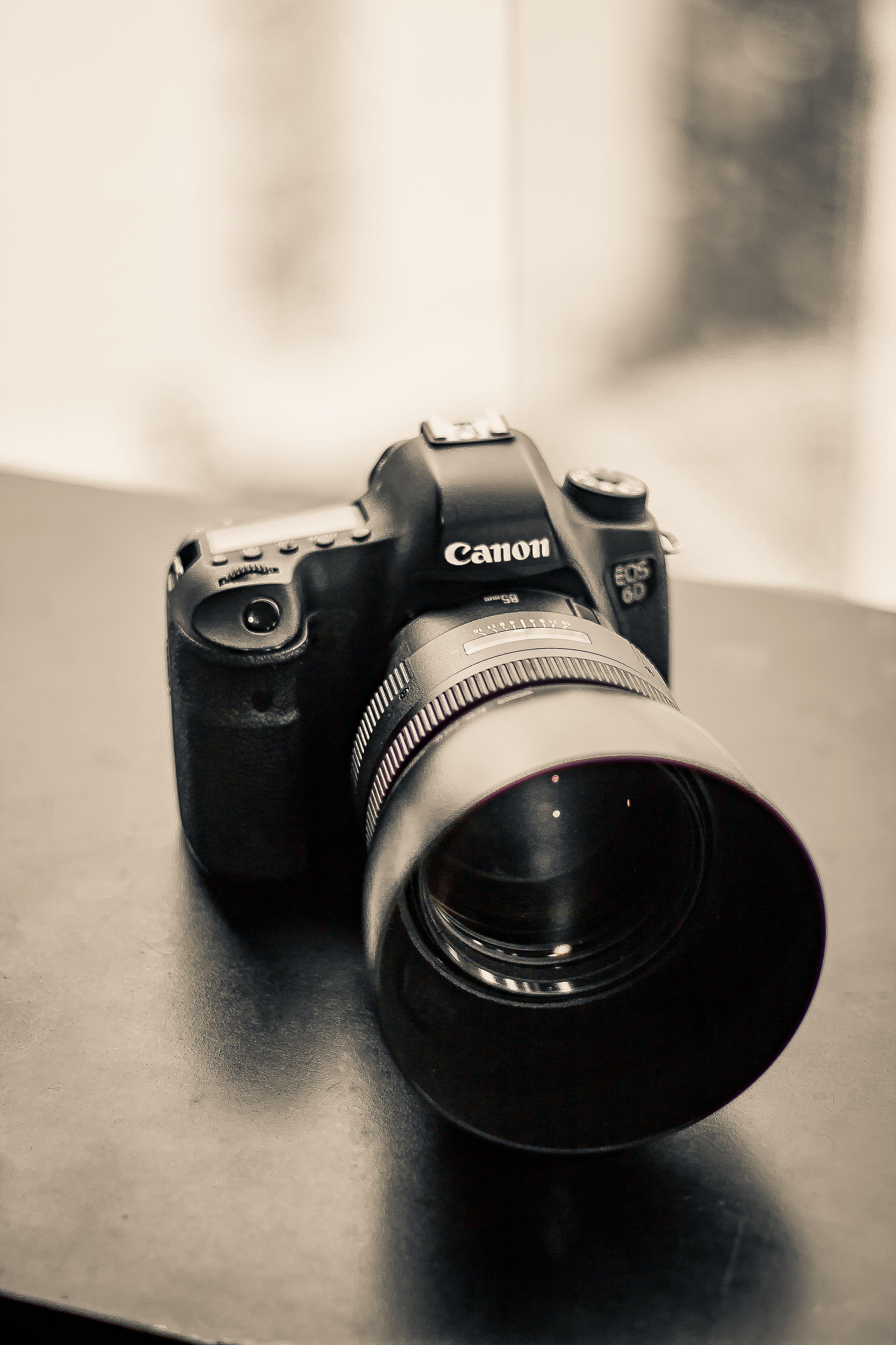 Free stock photo of blurred background, camera, glare, HD wallpaper