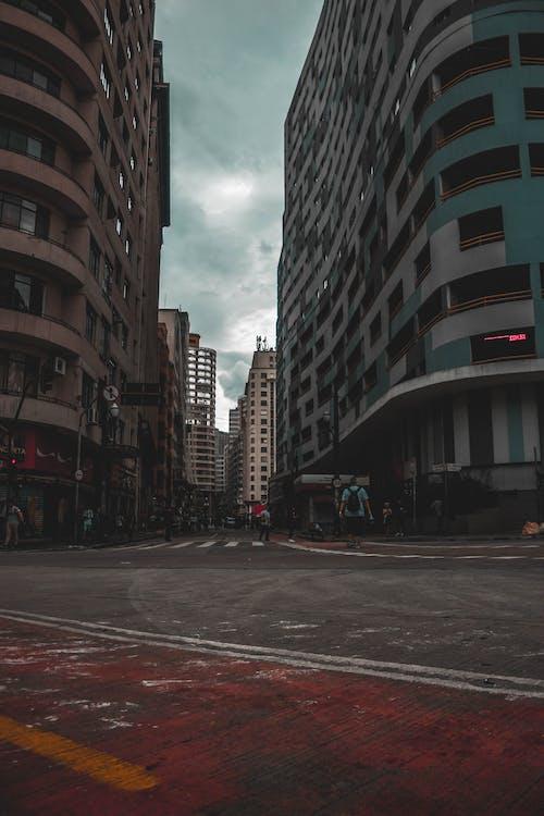 архітектура, будівлі, дорога