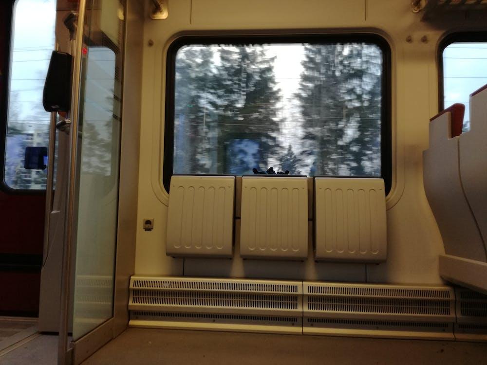 Free stock photo of train, traveling