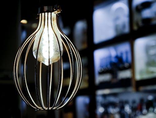 Fotos de stock gratuitas de bar, blanco, lámpara, ligero