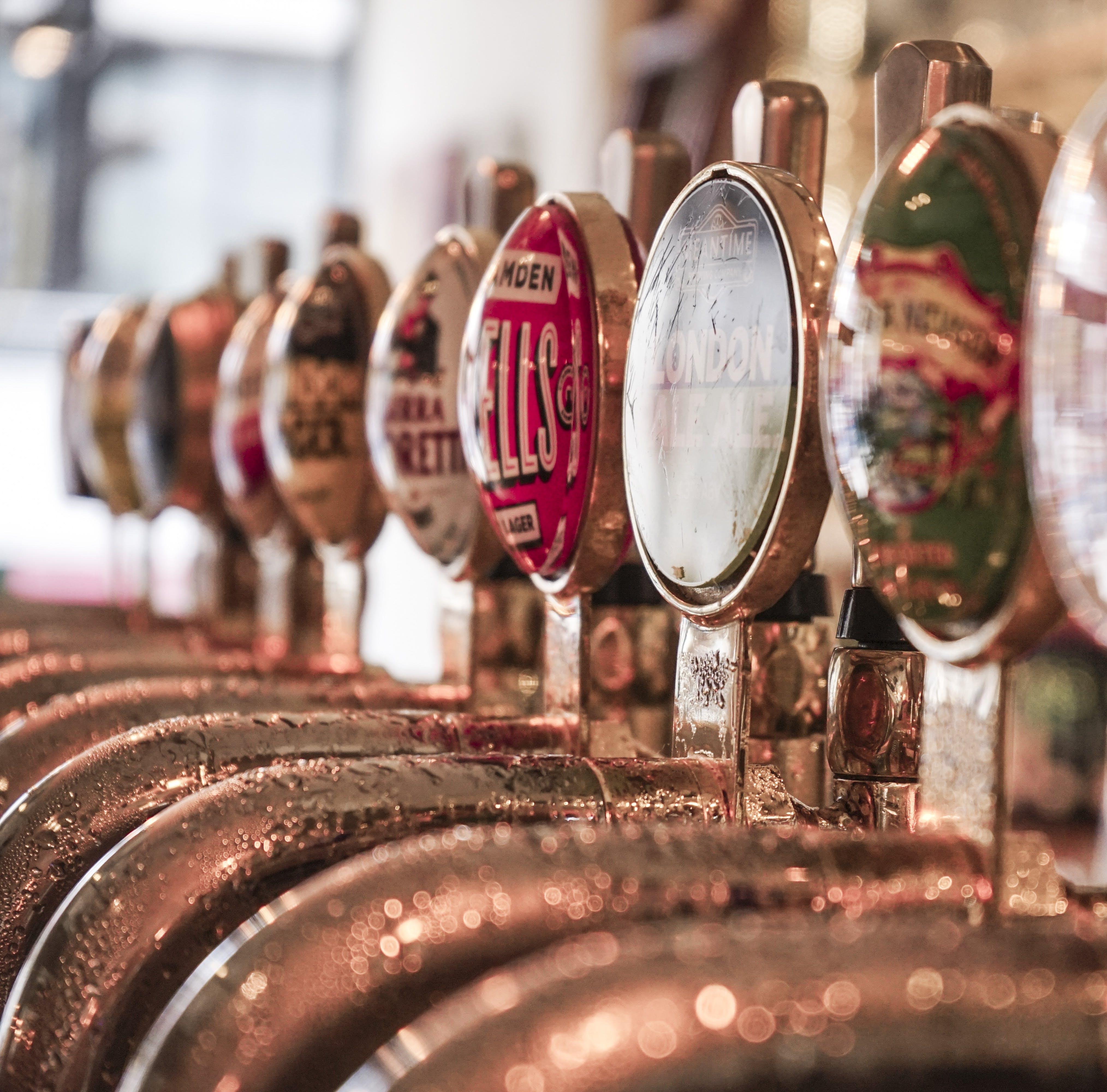 Gratis lagerfoto af alkohol, camden, helveder, London