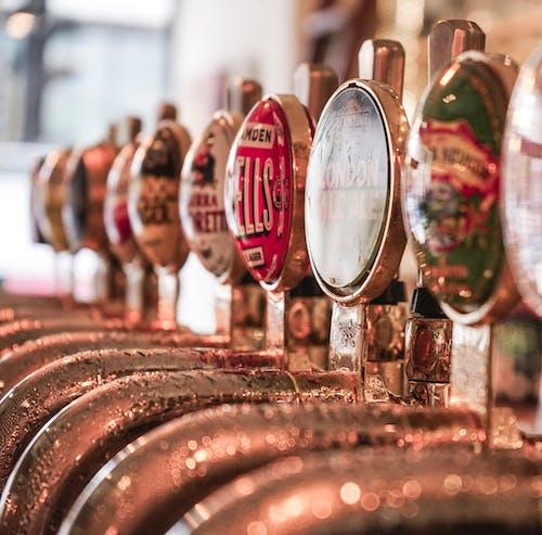 Ingyenes stockfotó alkohol, camden, csap, kézműves sör témában