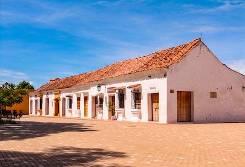 Gratis lagerfoto af bygning, hus, landsby