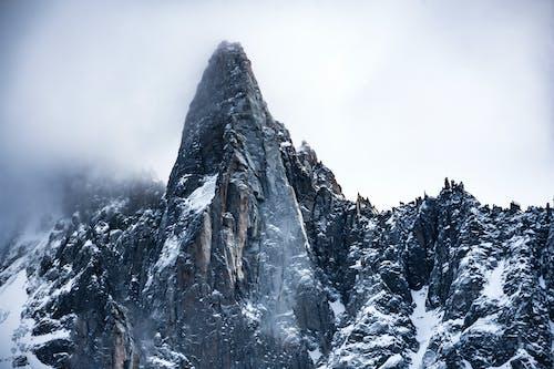 Δωρεάν στοκ φωτογραφιών με βουνό, βραχώδες βουνό, γραφικός, κρύο