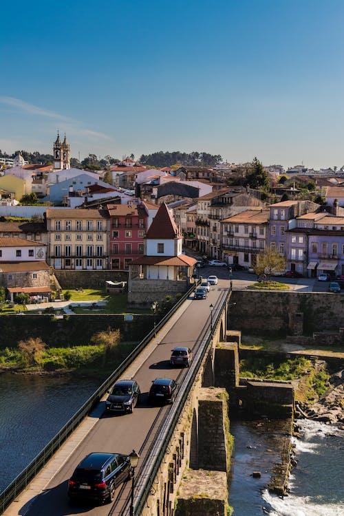 Immagine gratuita di attraversamento, barcelinhos, barcelos, capela