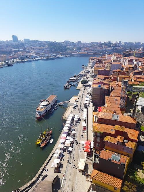 Immagine gratuita di barche, barcos, douro, fiume