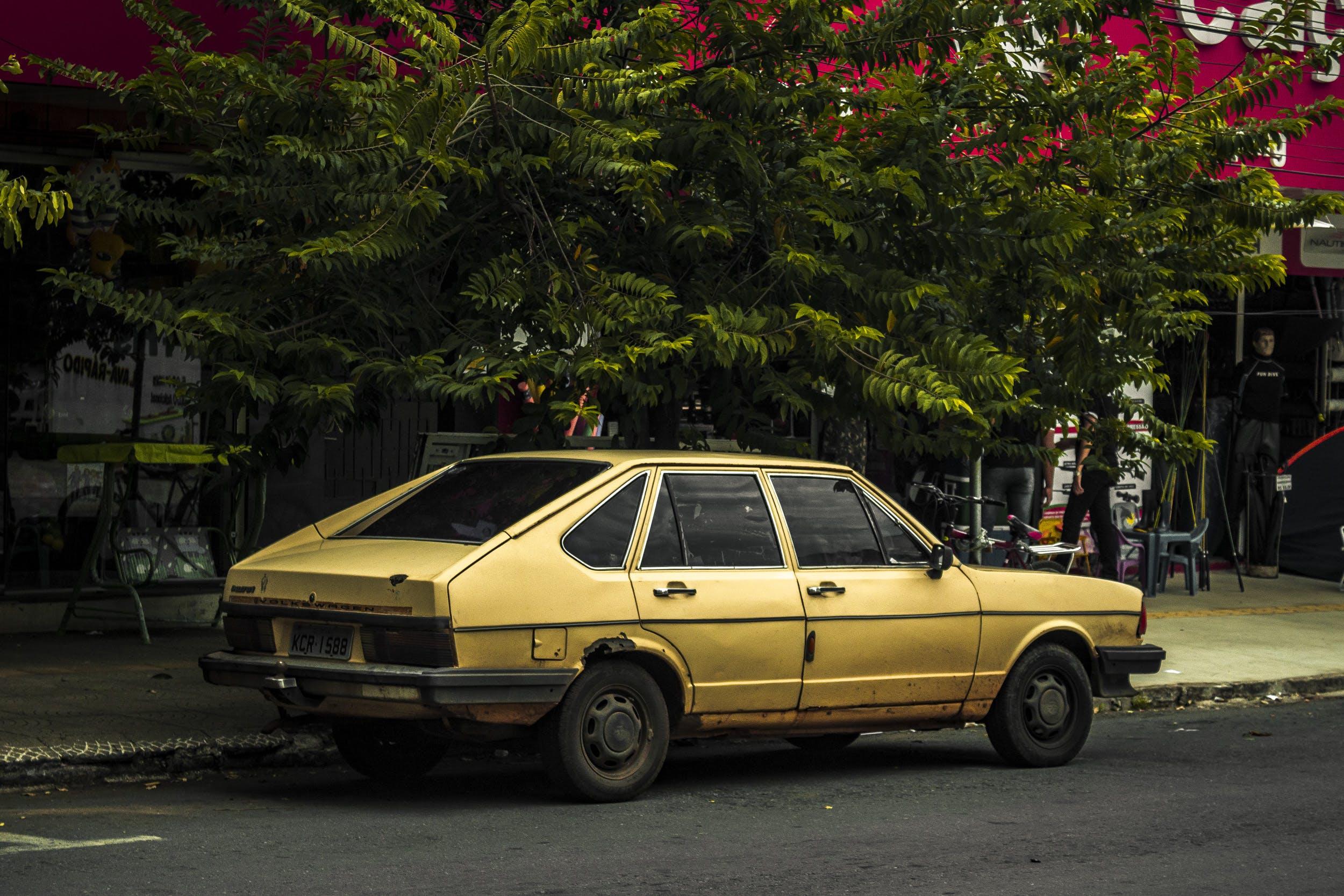 Ảnh lưu trữ miễn phí về Brazil, hệ thống giao thông, ô tô, vỉa hè