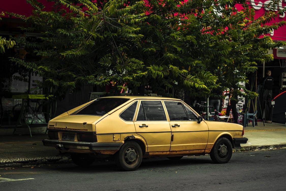 ブラジル, 交通機関, 古い車