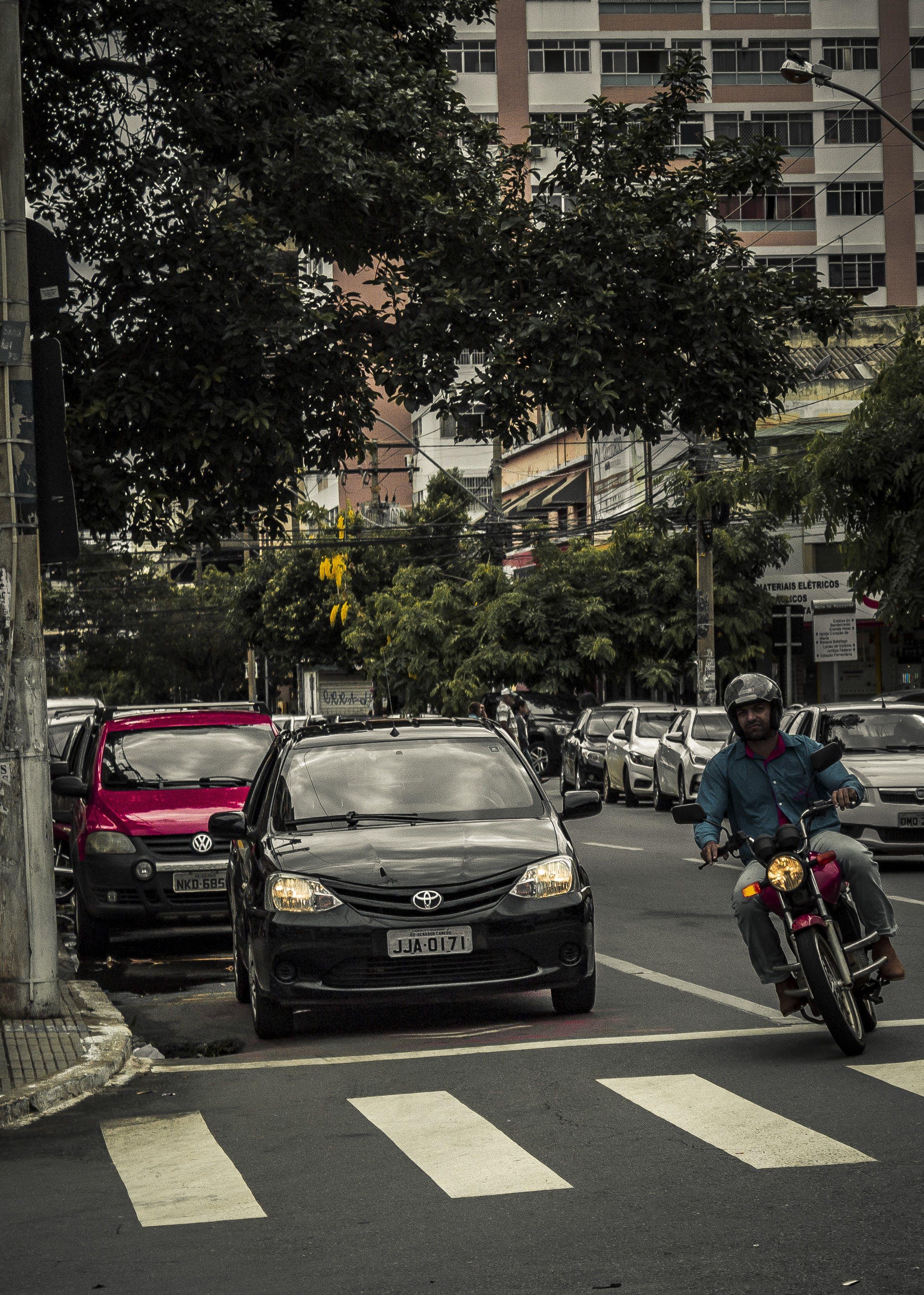 Ảnh lưu trữ miễn phí về ánh sáng ban ngày, Brazil, giao thông, ngày