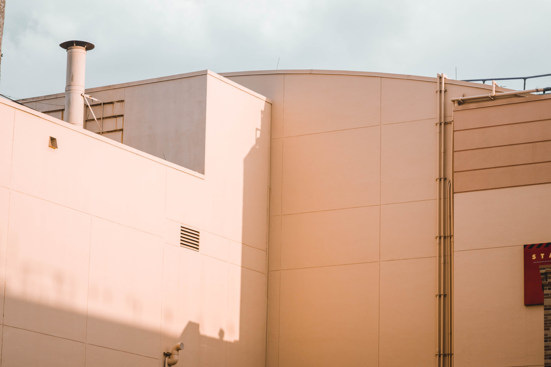 Бесплатное стоковое фото с архитектура, Архитектурное проектирование, бетон, высокий
