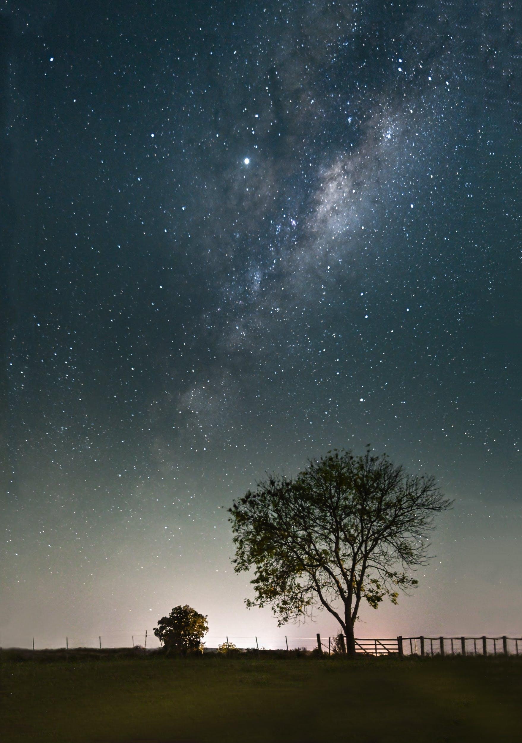 Základová fotografie zdarma na téma astrologie, astronomie, galaxie, hvězdná obloha